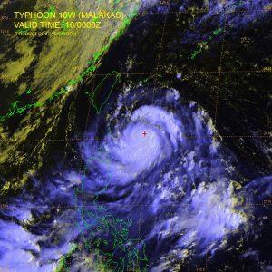 JTWC Satellite Photo